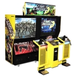 Time Crisis 3 Deluxe Arcade Machine