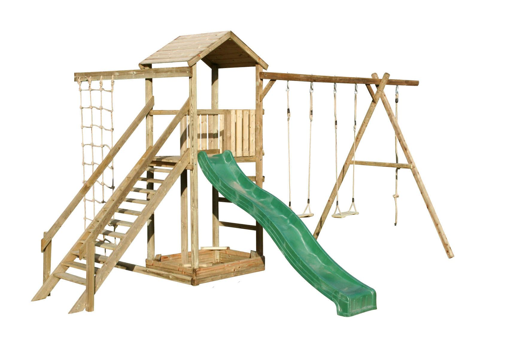 Monmouth Wooden Play Centre