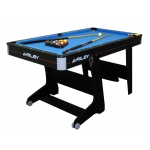Riley 5 foot Folding Pool Table (FP-5B)