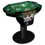 Heads-Up Challenge Arcade Poker Table