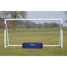 Samba 12 foot x 6 foot Junior Goal with uPVC Corners