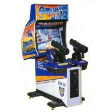 Sega Gunblade NY - Special Air Assault Force Arcade Machine