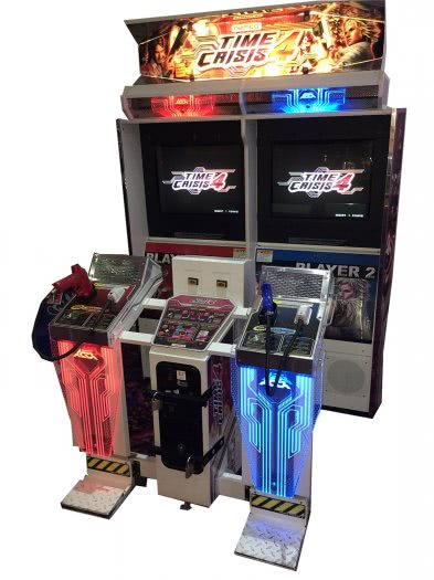 Namco Time Crisis 4 Twin Arcade Machine