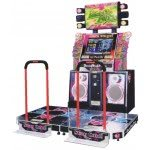 Dance Stage Fusion Arcade Machine