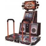Dance Dance Revolution SuperNova Arcade Machine