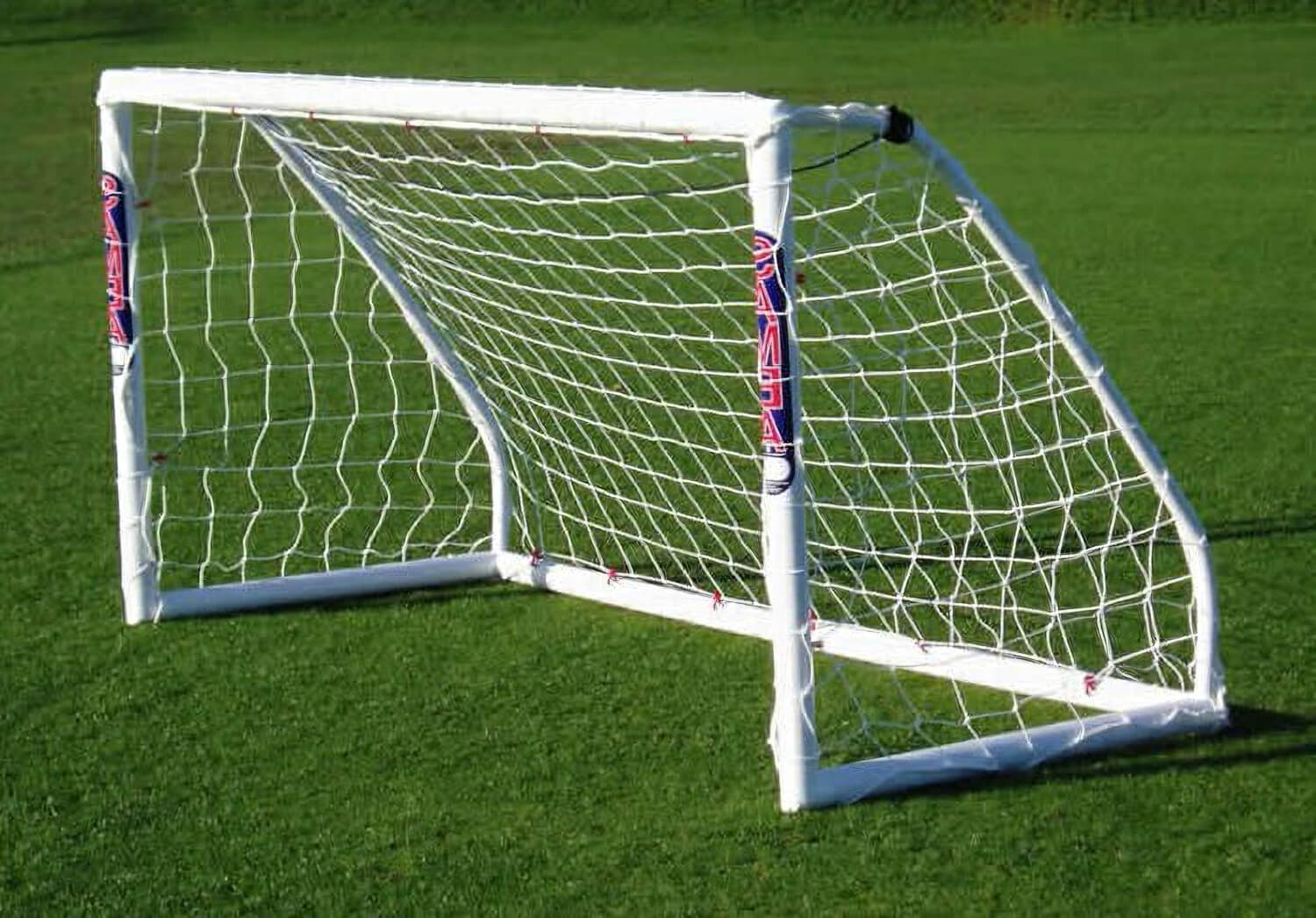 Samba 8 Foot X 4 Foot Match Goal With Upvc Corners G04match