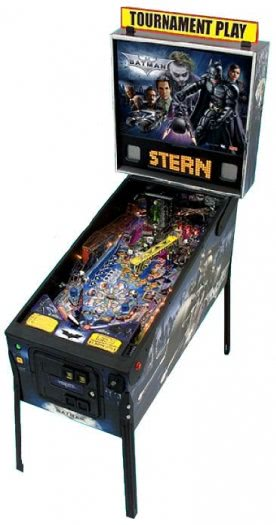 Stern Batman The Dark Knight Pinball Machine