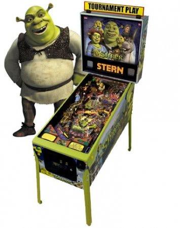 Stern Shrek Pinball Machine