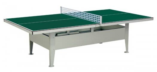 Institution Outdoor Table Tennis