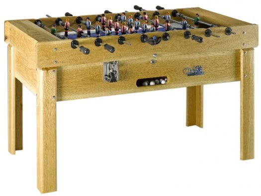 Gorbeia Bar Coin Operated Football Table
