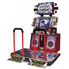 Dance Dance Revolution SuperNova 2 Arcade Machine