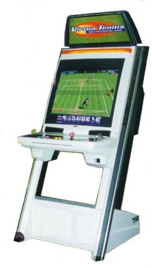 Sega Virtua Tennis Naomi Arcade Machine