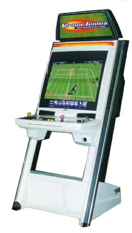Sega Virtua Tennis Naomi Arcade Machine Liberty Games