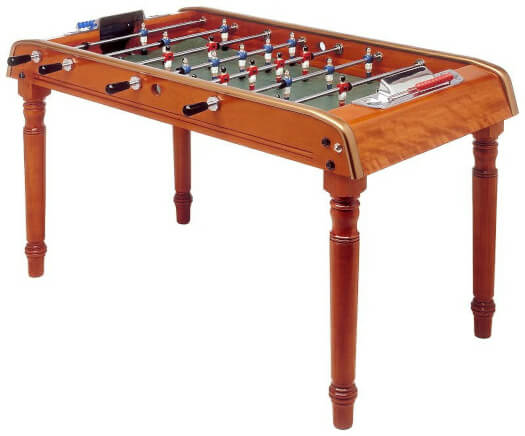 Bonzini Pieds Tournes Football Table