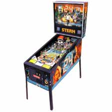 Stern 24 Pinball Machine