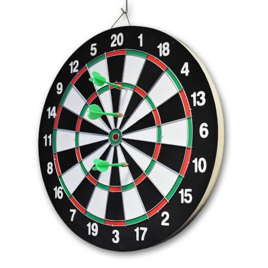 Strikeworth Wood Effect Dartboard