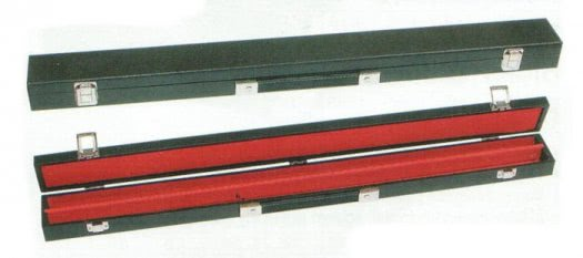 Attache Style Hard Cue Case for 2 Piece Cue (47-0550)