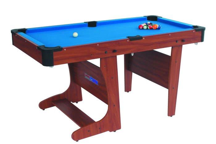 5ft Clifton Folding Pool Table Pt20 5d Liberty Games