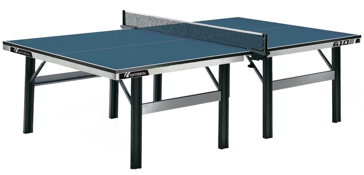 Cornilleau 610 competition static indoor table tennis liberty games - Table de ping pong cornilleau ...