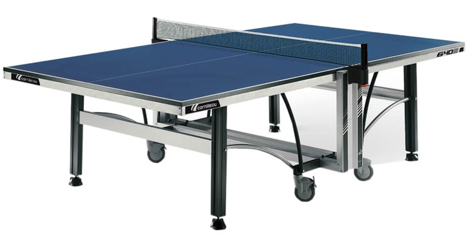 Cornilleau 640 competition rollaway indoor table tennis - Table tennis de table cornilleau outdoor ...