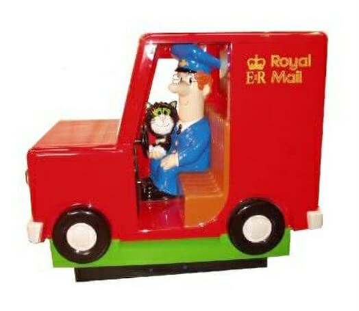 Postman Pat Kiddy Ride