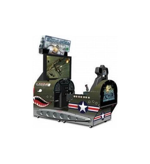 Global VR Blazing Angels: Squadrons of WW2 Deluxe Arcade Machine