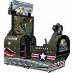 Blazing Angels: Squadrons of WW2 Arcade Machine