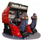 Taito Battle Gear 4 Twin Arcade Machine