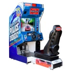 Taito Chase HQ 2 Arcade Machine