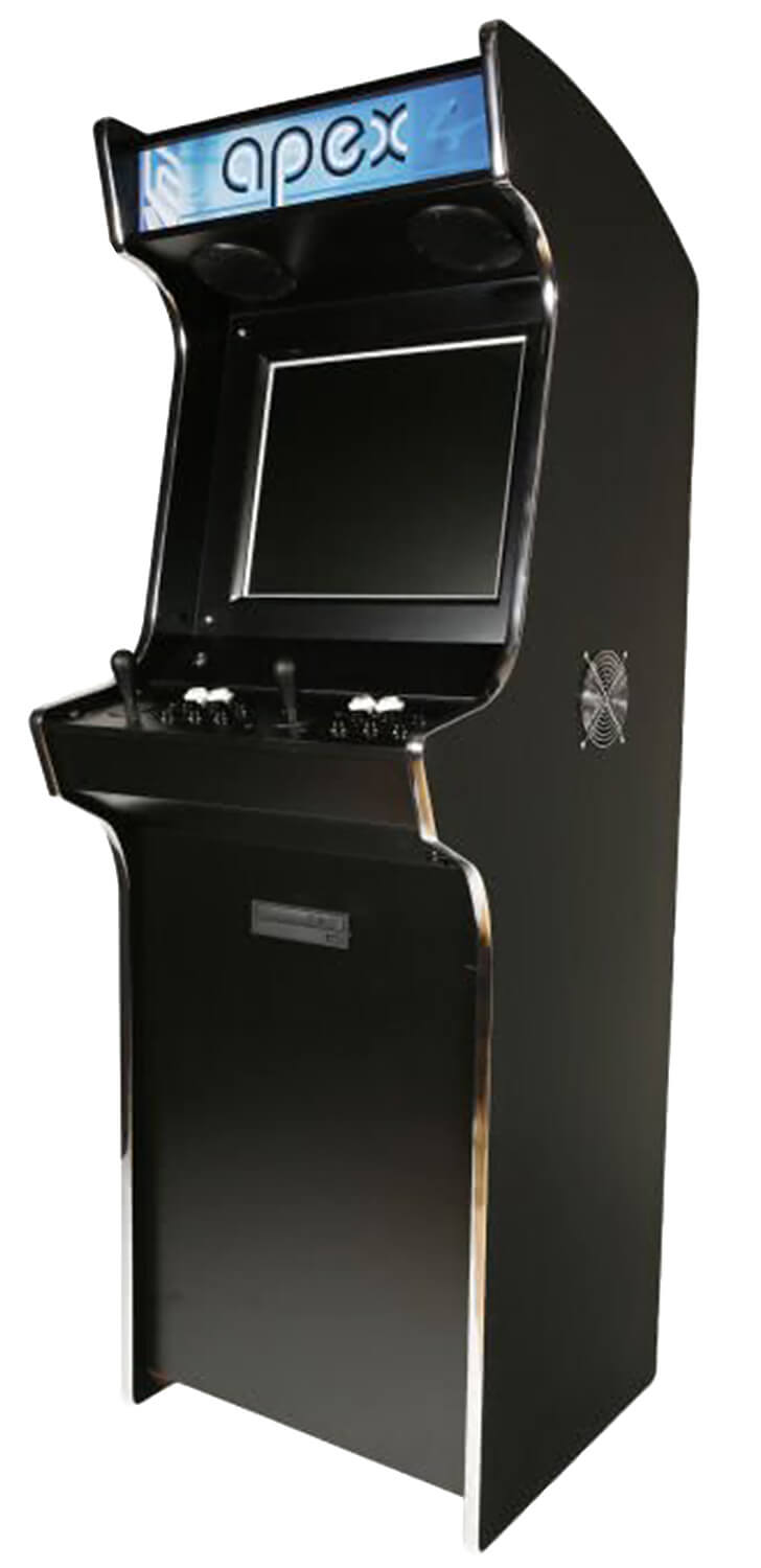 Apex Play Arcade Machine Liberty Games