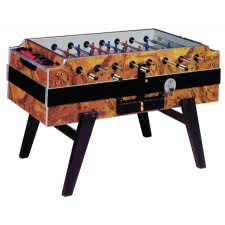 Garlando Coperto Deluxe Coin Operated Football Table