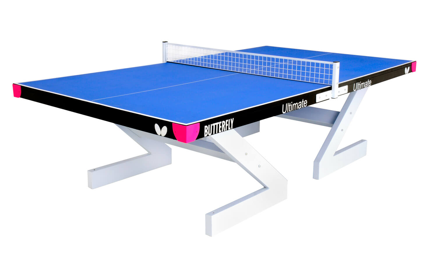 Butterfly ultimate outdoor table tennis liberty games - Weatherproof table tennis table ...