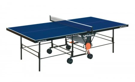 Butterfly Playback Rollaway Table Tennis