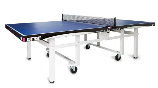 Butterfly Centrefold 25 Rollaway Table Tennis