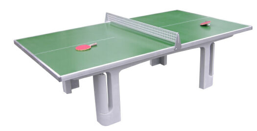 Butterfly Park Concrete 45SQ Table Tennis