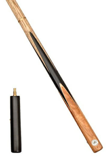 Saturn 57'' 3/4 Jointed 8 Ball Pool Cue (1484)