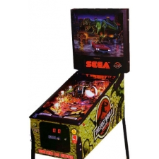 Jurassic Park: The Lost World Pinball Machine