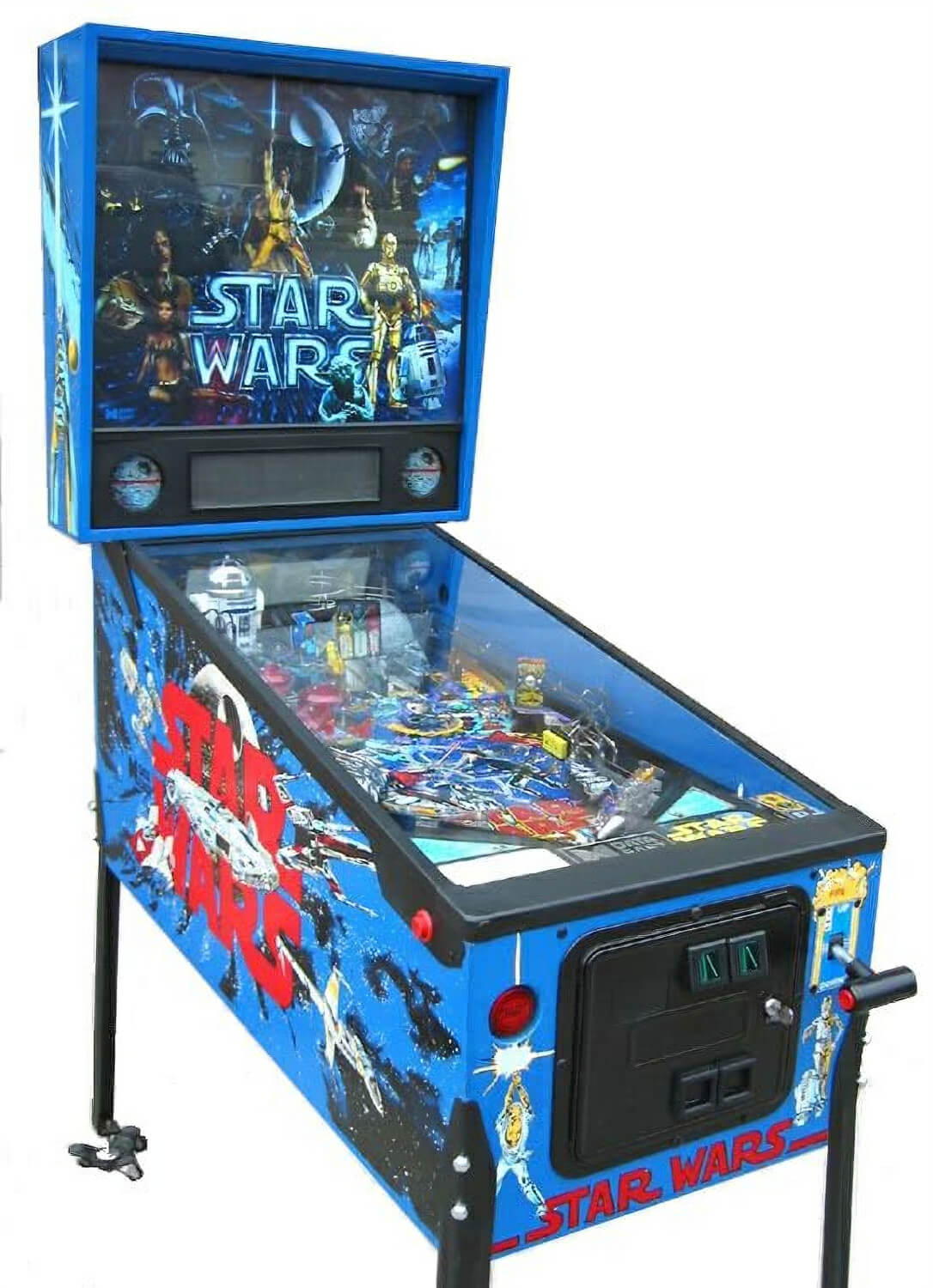 Star Wars Pinball Machine Liberty Games