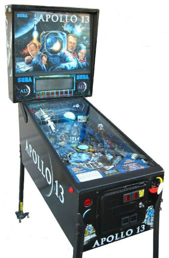 Apollo 13 Pinball Machine