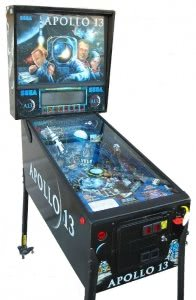 Apollo 13 Pinball Machine | Liberty Games