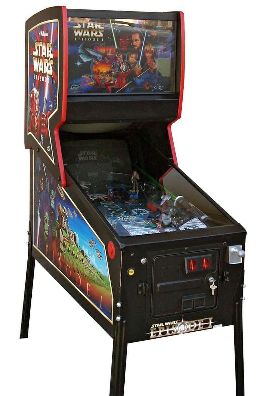 Star Wars Episode 1 Pinball Machine Liberty Games