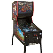 Star Wars Episode 1 Pinball Machine