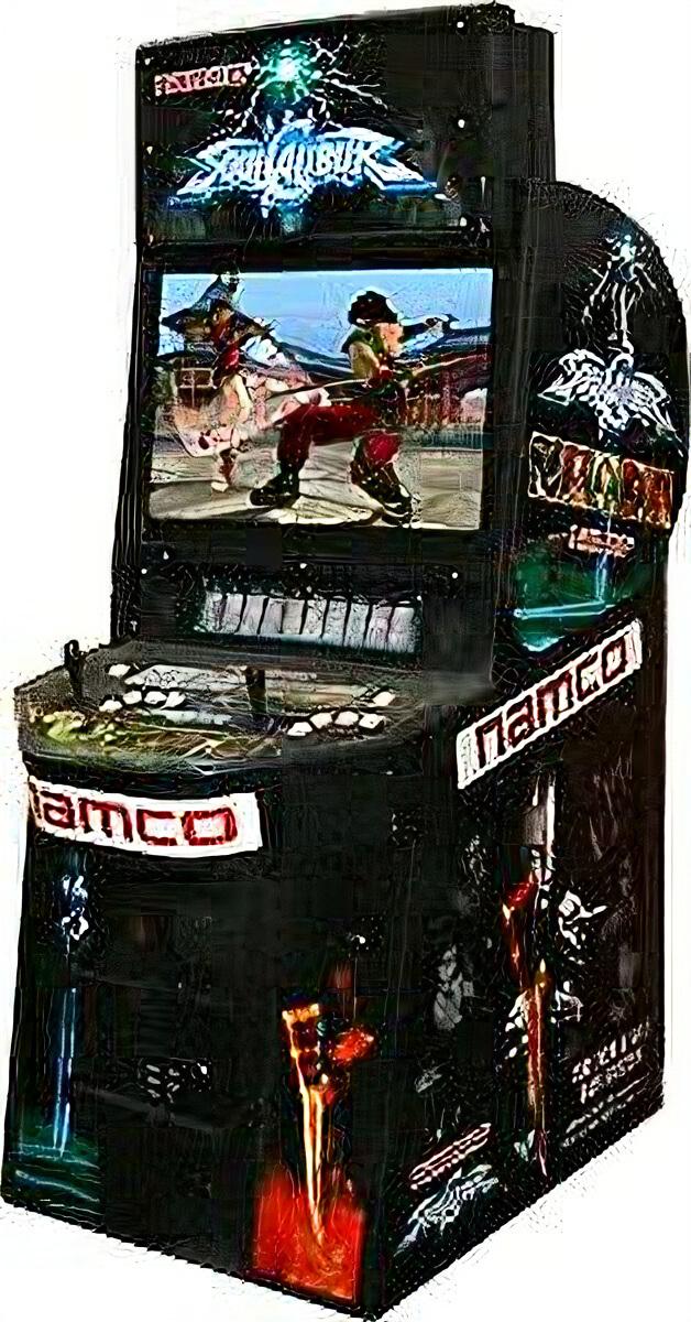 soul calibur arcade machine for sale