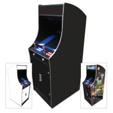 Frontier Customisable Arcade Machine