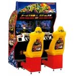 Tokyo Wars Twin Sit-down Arcade Machine