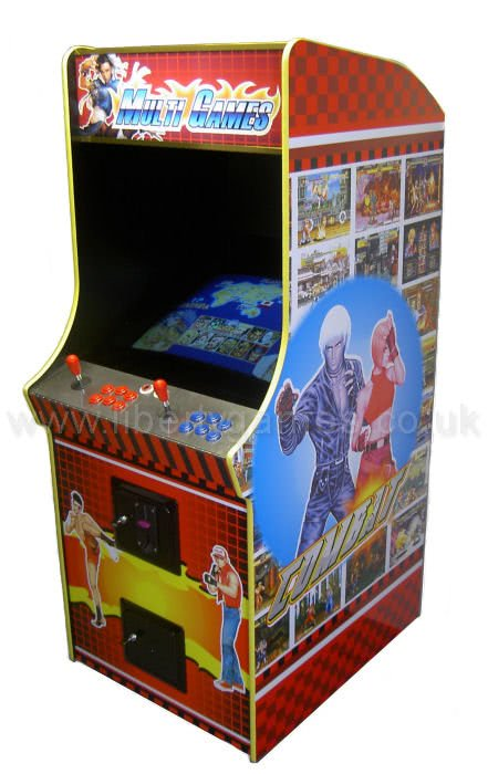 arcade multi machine