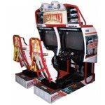 Sega Rally 2 Twin Arcade Machine
