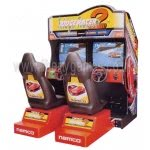 Ridge Racer 2 Twin Arcade Machine