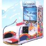 Alpine Racer Deluxe Arcade Machine