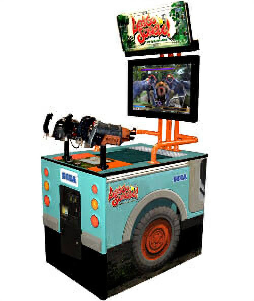 d1901932065 Sega Let's Go Jungle! Arcade Machine | Liberty Games